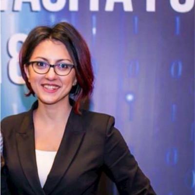 Sabina Asad headshot