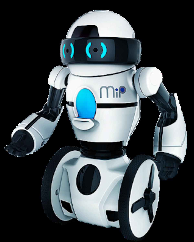 Robotic toys mobile control dashboard