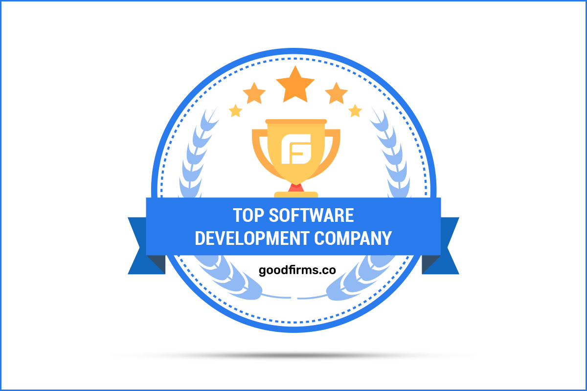 GoodFirms top software development company